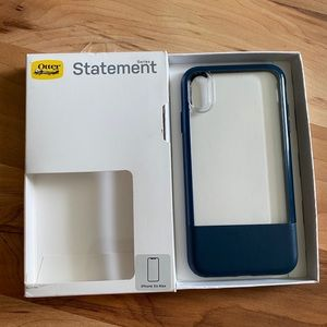 Statement otter box for iPhone XS Max